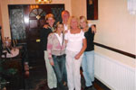 2003 - in Leeds with my four sisters